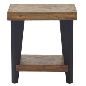 Serita End Table by Union Rustic