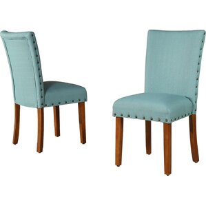 Keyesport Parsons Chair (Set of 2) by Winston Porter