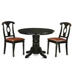 Shelton 3 Piece Dining Set by East West Furniture