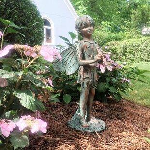 Suffolk Fairy Peter Statue