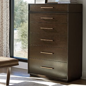 Zavala Median 6 Drawer Chest by Lexington