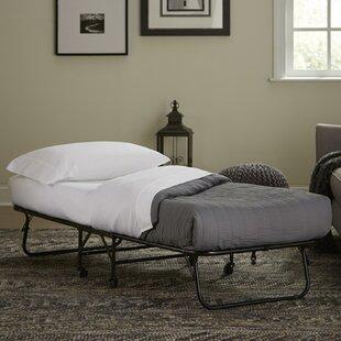 Fuqua Folding Guest Bed With Mattress