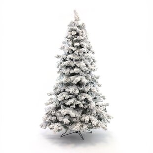 White Christmas Trees Youll Love Wayfair