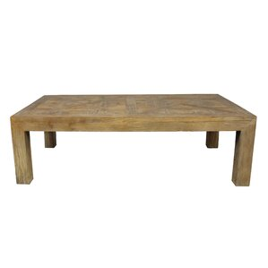 Oxalis Coffee Table by Rosecliff Heights
