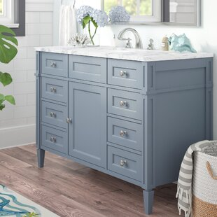 48 inch bathroom vanities wayfair rh wayfair com bathroom vanities 48 inch with top bathroom vanities 48 x 18