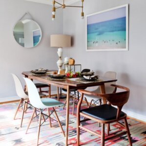 Santa Monica Dining Table by Moderncre8ve