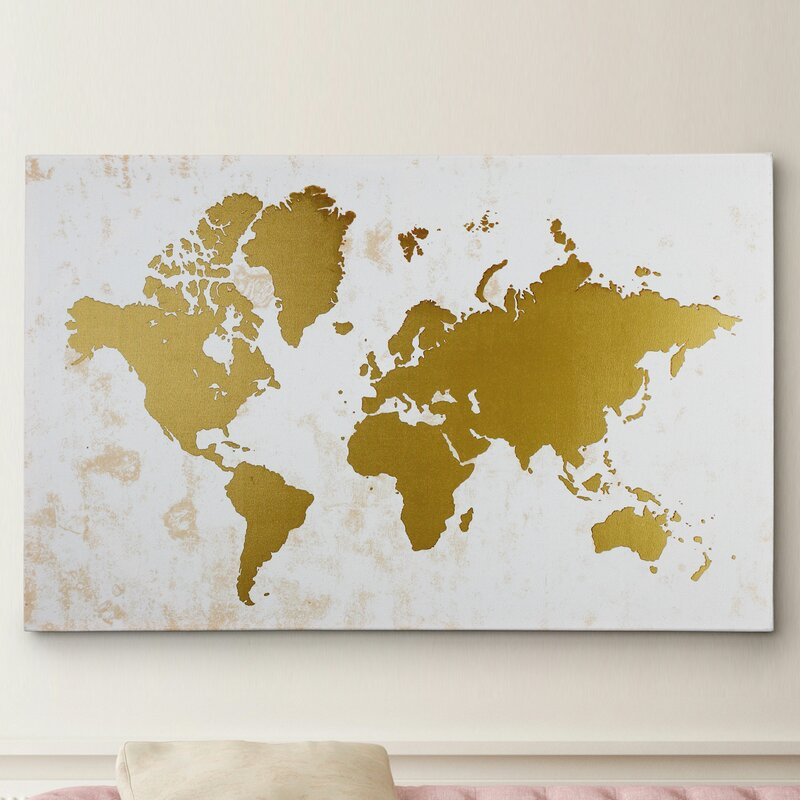 Pictures Of Maps | Wayfair