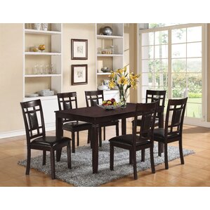 Sonata 7 Piece Dining Set by ACME Furniture