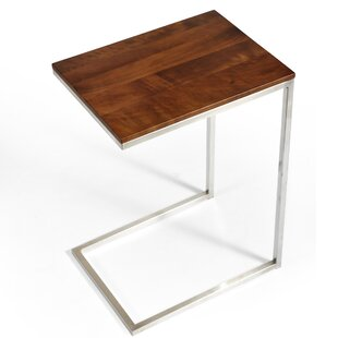 C Table Metal End + Side Tables