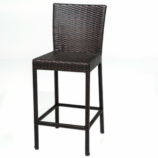 Napa 30  Patio Bar Stool (Set of 2)  sc 1 st  AllModern & Modern Outdoor Bar Stools