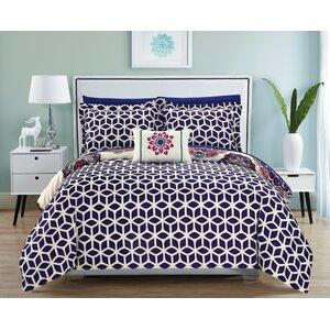 Fuller Reversible Comforter Set