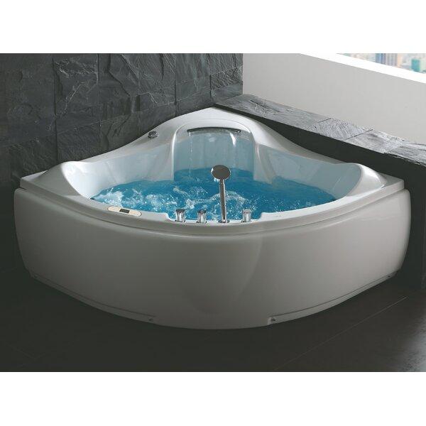 Extra Small Corner Bathtub | Wayfair
