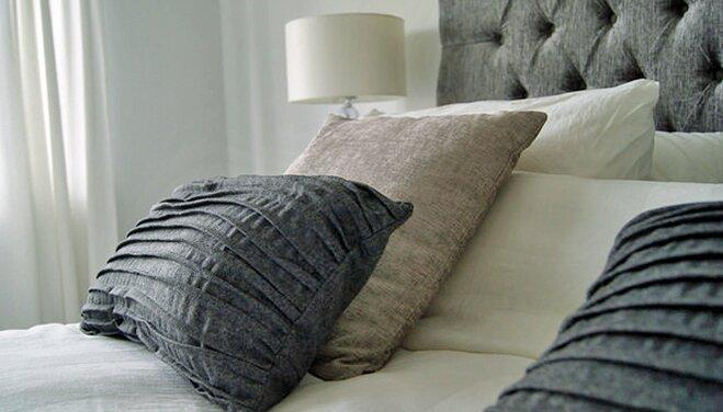 A Calming Grey Bedroom Makeover Wayfair Co Uk