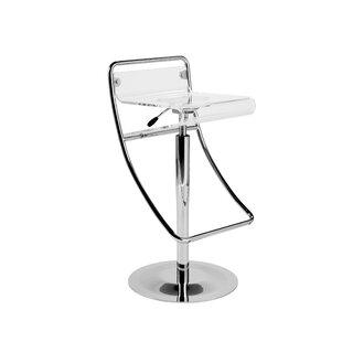 Twigg Adjustable Height Swivel Bar Stool