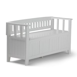 42 Inch White Bench Wayfair