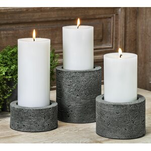 Soho 6 Piece Candlestick Set