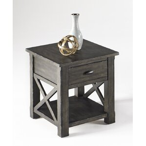 Altona End Table by Loon Peak