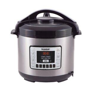f55f749679e NuWave 8-Qt Electric Pressure Cooker