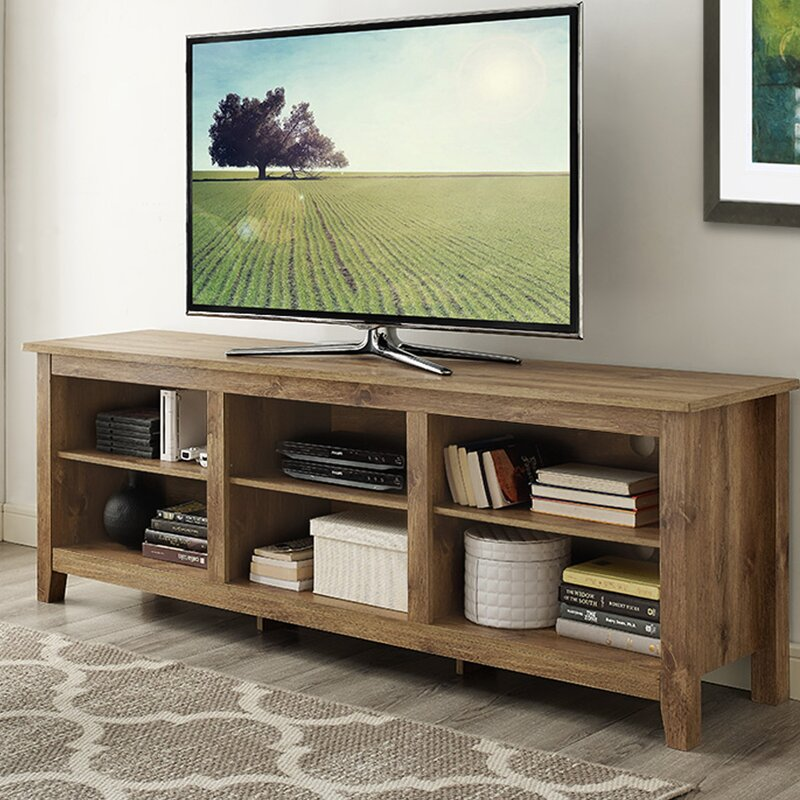 Beachcrest Home Sunbury 70 Quot Tv Stand With Optional