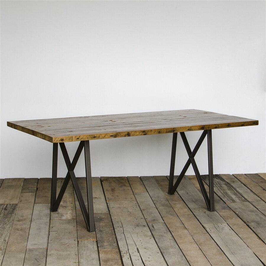 Urban Wood Goods Monarch Dining Table   Wayfair