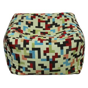 Pouf Ottoman by ESSENTIAL D?COR & BEYOND, INC