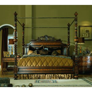 King Canopy Bedroom Sets canopy bedroom sets you'll love | wayfair
