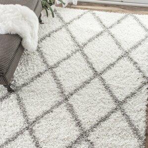 Colona White/Gray Area Rug
