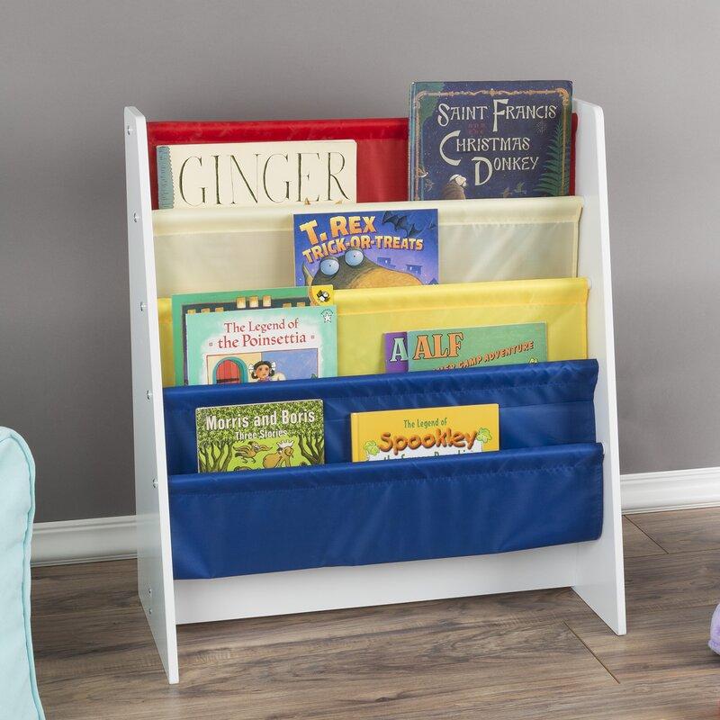Lyon Kids Storage Rack 28 Bookshelf