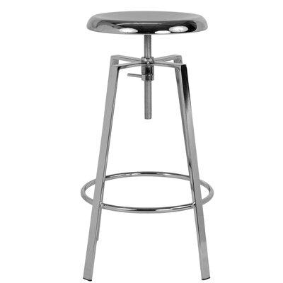 Modern Adjustable Height Swivel Bar Counter Stools