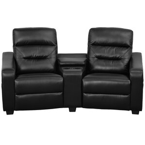 Contemporary Home Theater Recliner by Red Barrel Studio