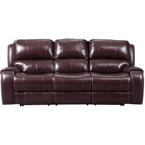 Oreana Power Reclining Sofa by Darby Home Co