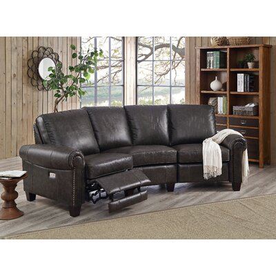 Brown Power Reclining Sectionals You Ll Love In 2019 Wayfair
