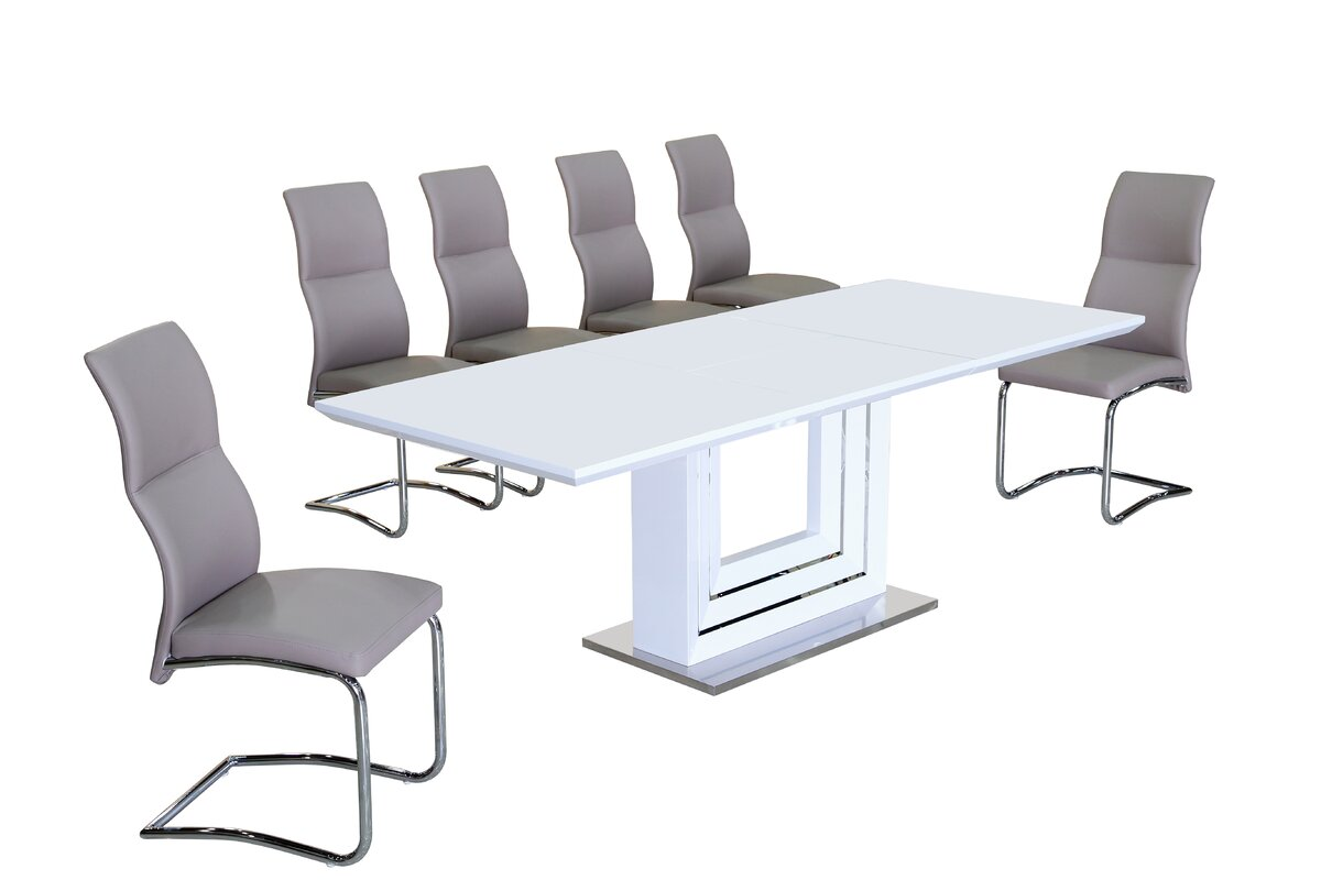Leon Extendable Dining Table