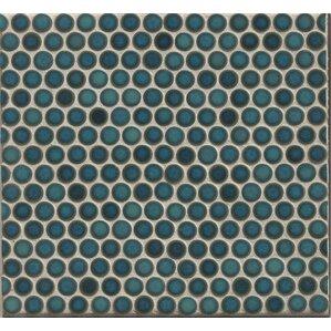 Penny Round Mosaic 12