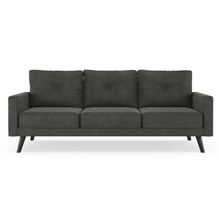 Courtney Microsuede Sofa
