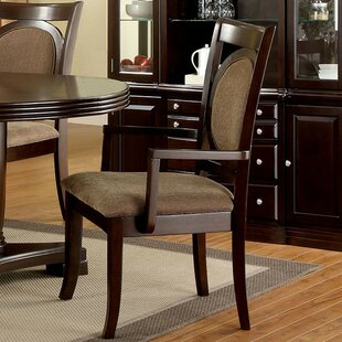 Prague Upholstered Dining Chair (Set of 2)