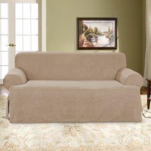 T Cushion Sofa Slipcover