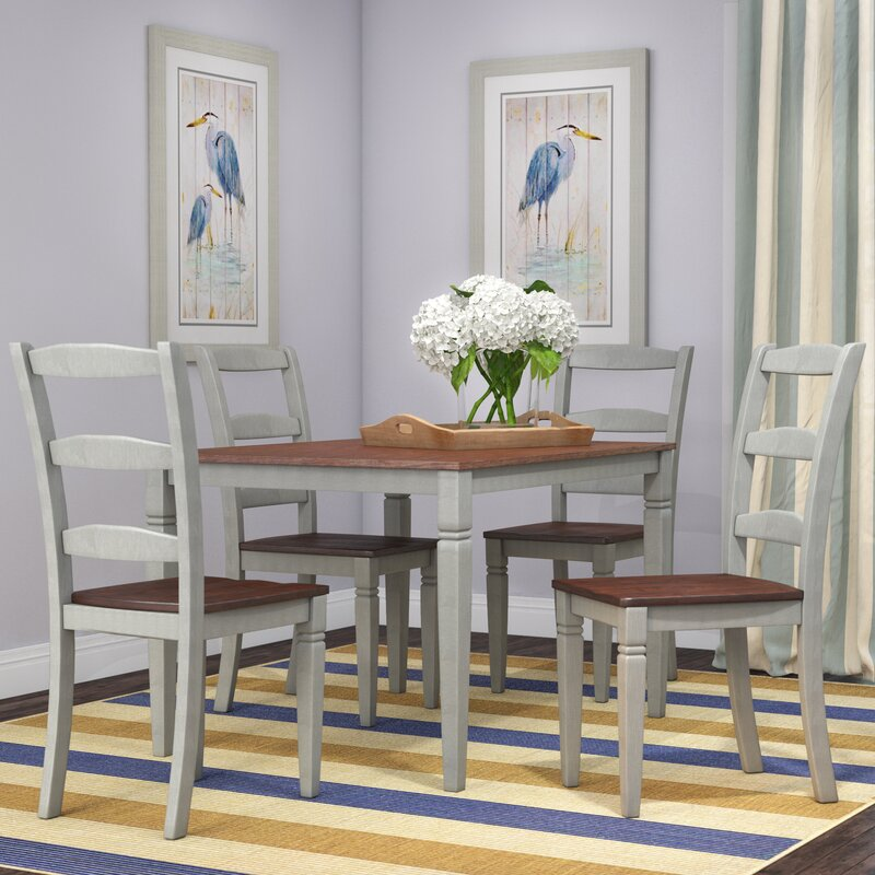 Cambridgeport 5 Piece Dining Set