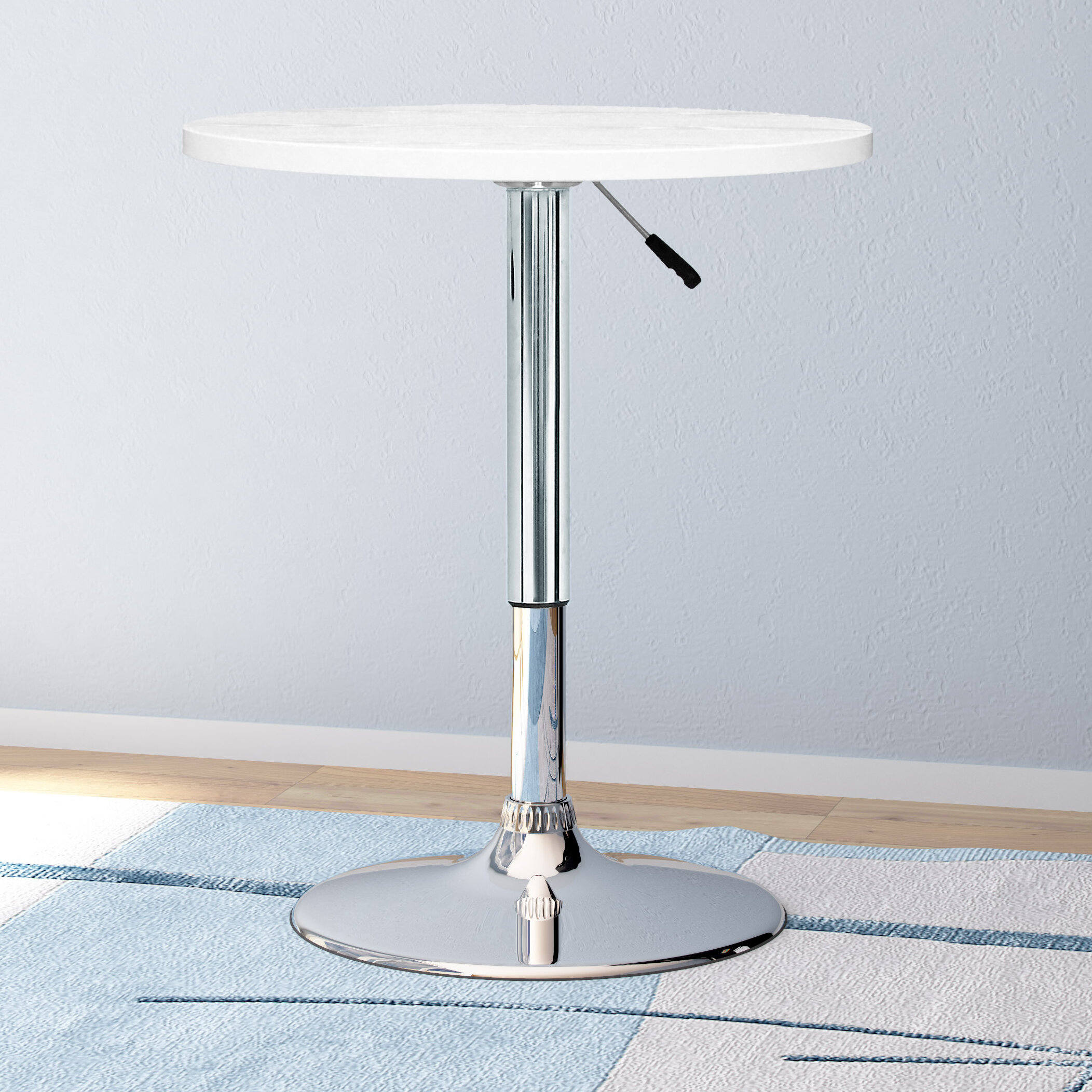 CorLiving Adjustable Height Pub Table & Reviews | Wayfair
