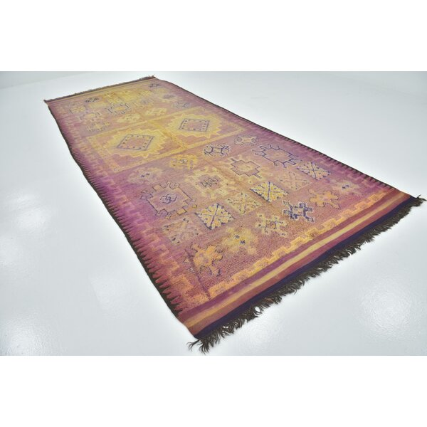 Isabelline One Of A Kind Ilfracombe Hand Knotted 6 5 X 15 4 Wool
