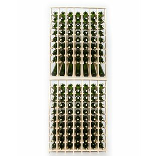 Premium Cellar Series 140 Bottle Floor Wine Rack
