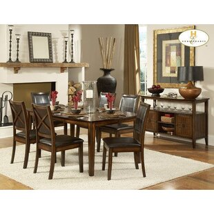 Ramsgate Solid Wood Dining Table
