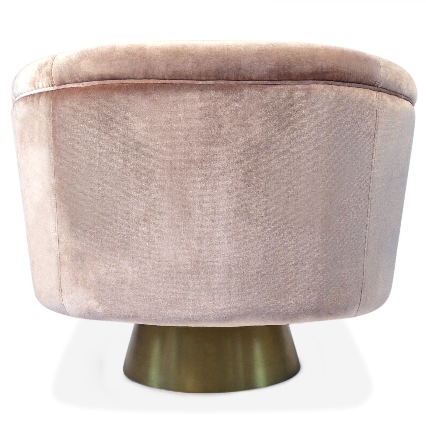 Jonathan Adler Bacharach Swivel Barrel Chair Amp Reviews