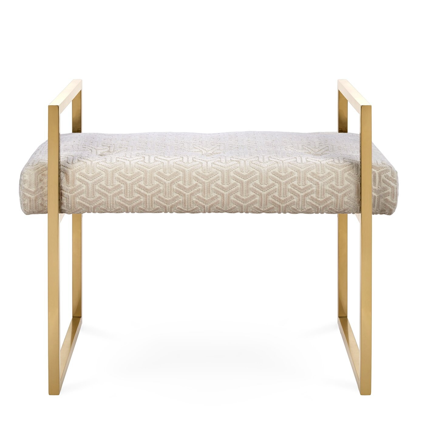 Bedroom bench with arms - Caine Bench