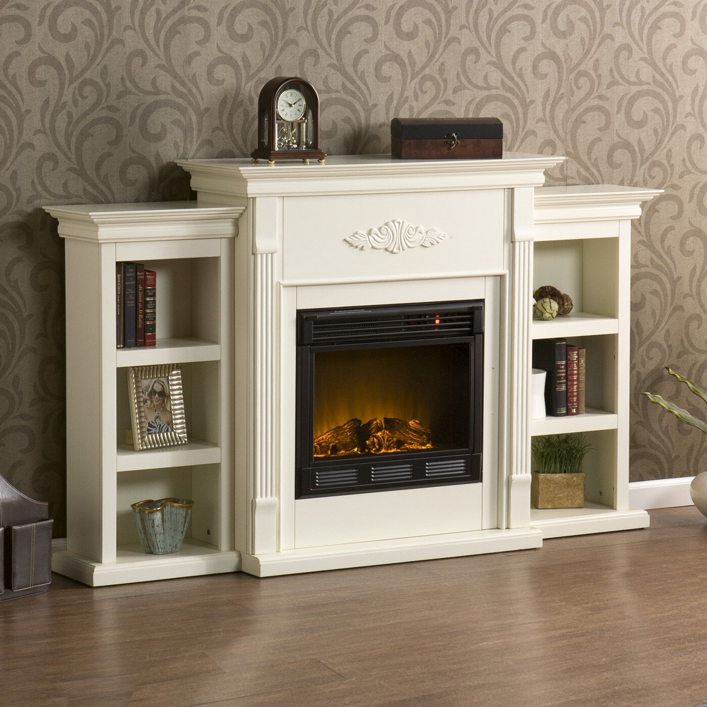 62 Grand Cherry Electric Fireplace Reviews - Electric Fireplace Heat