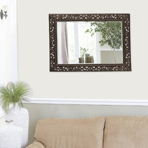 Rectangle Resin Wall Mirror