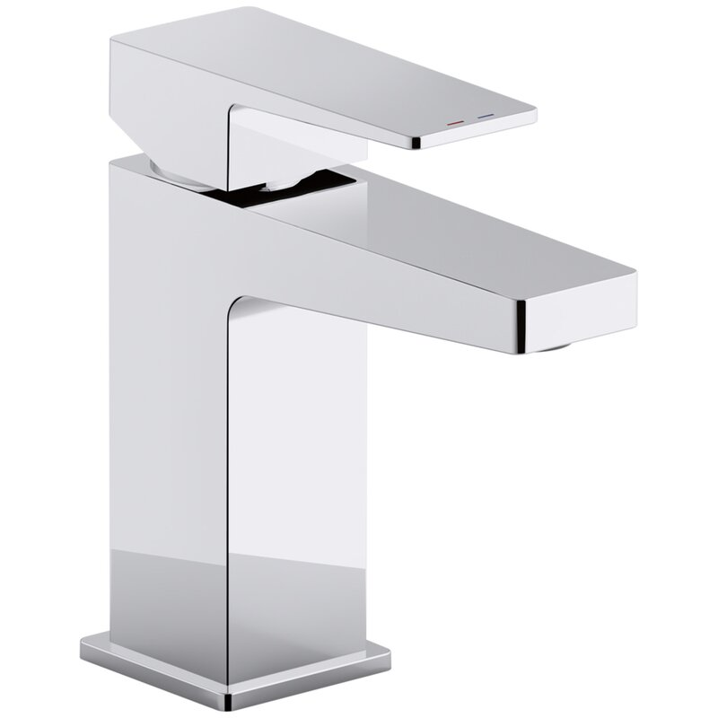 Honesty Single Handle Bathroom Sink Faucet With Drain Embly