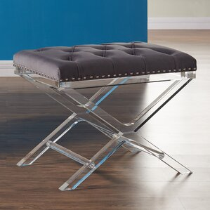 Bemott Modern and Contemporary Ottoman by Wi..