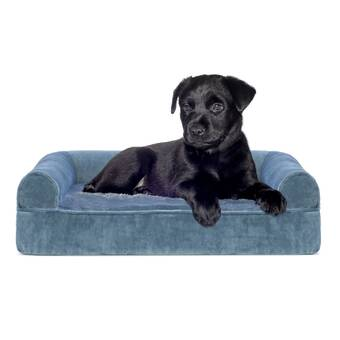 Stupendous Snoozer Luxury Dog Memory Foam Sofa Reviews Wayfair Download Free Architecture Designs Fluibritishbridgeorg