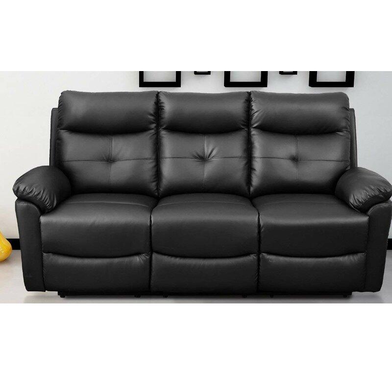 Eckard 3 Seater Reclining Sofa